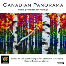 A CANADIAN PANORAMA (SPECIAL CONCERT AND CD LAUNCH)