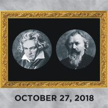 BEETHOVEN AND BRAHMS