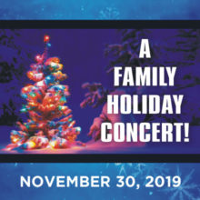WINTER DREAMS: A FAMILY HOLIDAY CONCERT